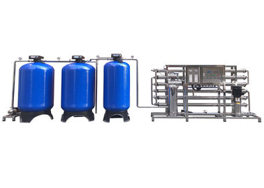 Pre Filter With RO Drinking RO Water Treatment System With Electronic Control System